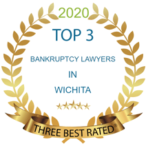 Three Best Rated 2020 Top 3 Bankruptcy Lawyers in Wichita